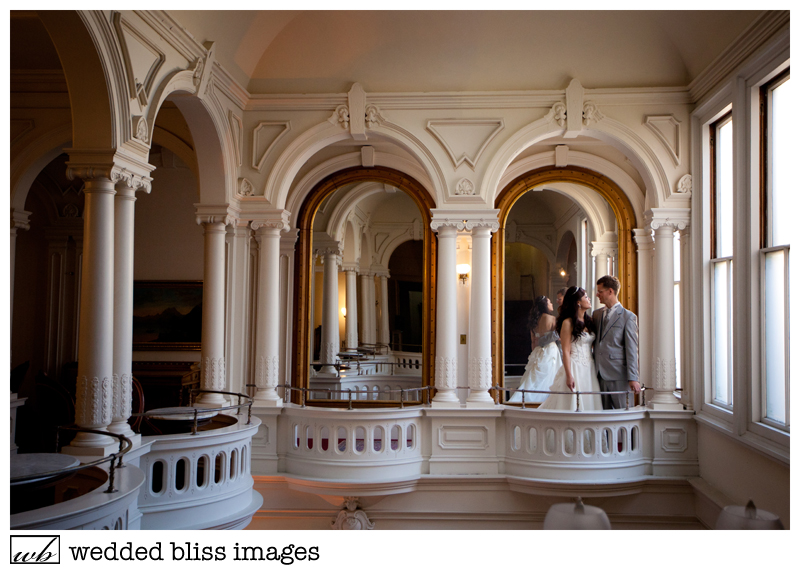 They Were Married Last Month At The Gorgeous Ralston Hall Mansion In A Beautiful Ceremony And Reception Here S Sneak K From Their First Look Love