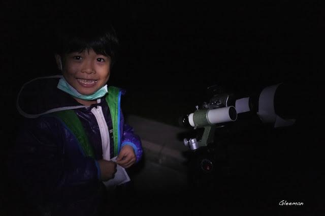 還有看到幾顆雙子座流星噢。又一次有趣的星空冒險。