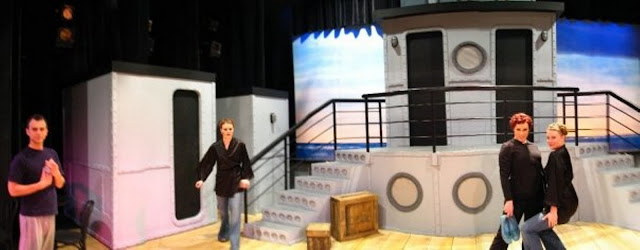 Lance Cardinal Creations Anything Goes Set Design