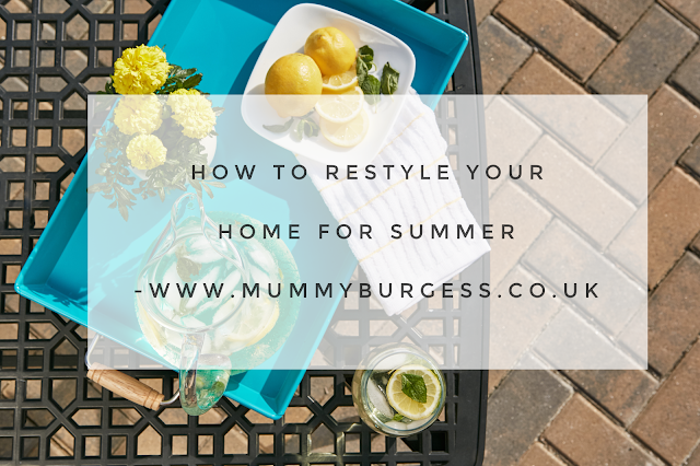restyle your home for summer