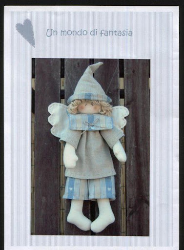 angel azul - Anjo Azul