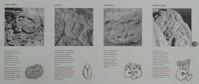 Petroglifos Orongo, Isla de Pascua
