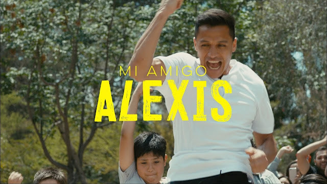 Alexis Sanchez Main Film Di Chile