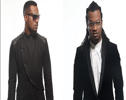 Home Celebrities Its Official! P-Square's Paul And Peter Split Finally (Details)