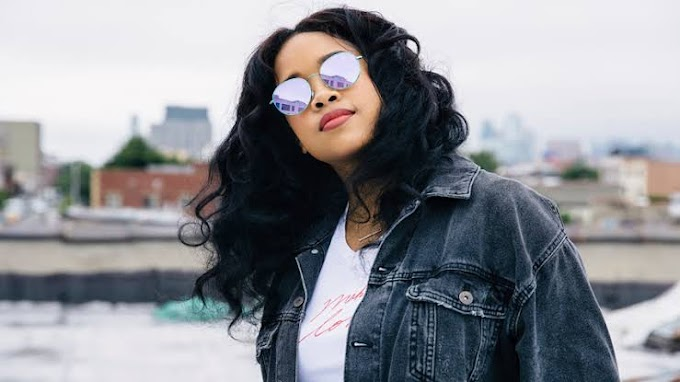 """H.E.R shares Her New Chris Brown Song """"Slide"""" Remix Feat. Pop Smoke and A Boogie wit da Hoodie"""