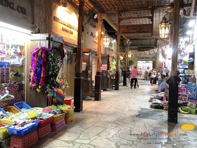 迪拜黄金市场