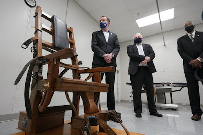 USA | Virginia Governor Signs Law Abolishing The Death Penalty, A 1st In The South
