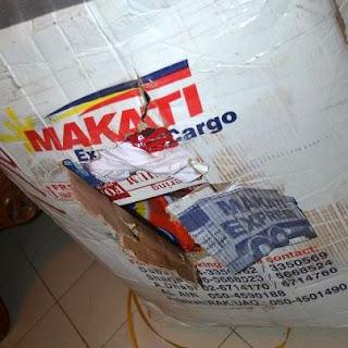 Blog And Me Makati Express Cargo At Reklamo Ng Mga Ofw
