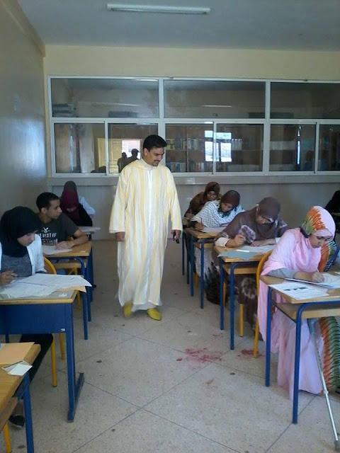 المدير الاقليمي للتعليم بكلميم :عمل دؤوب في الميدان باجتماعات وزيارات عملية تصب في النهوض بالقطاع
