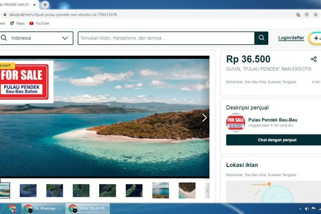 Bantah Edhy Prabowo, KIARA: Pulau Tersebut Dibeli oleh Asing Pakai Nama WNI
