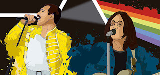 TRIBUTO a Queen, Pink Floyd y The Beatles