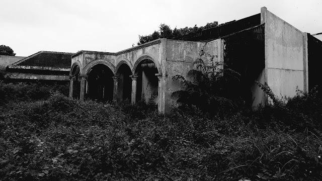 Rumah bekas pembantaian dokter di Solo