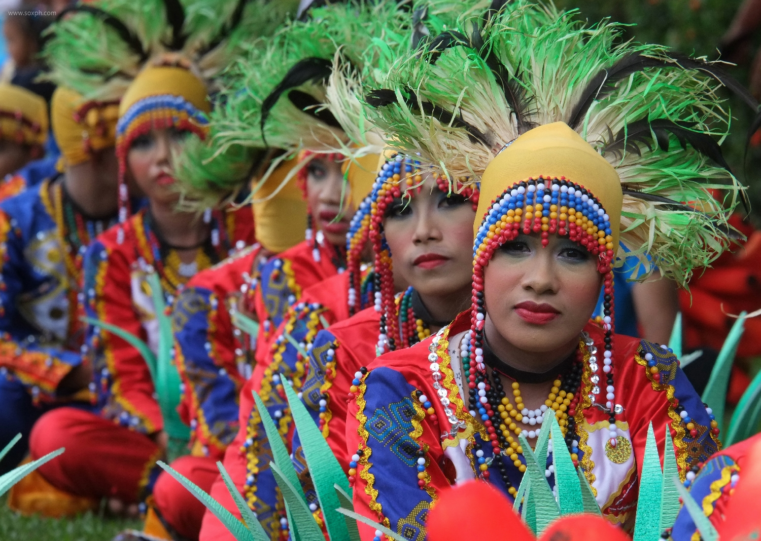 Ingkil-Ingkil sa Salagaan, a colorful showcase of rich culture in Kalamansig