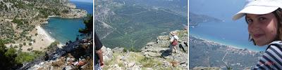 Thassos - mare si munte