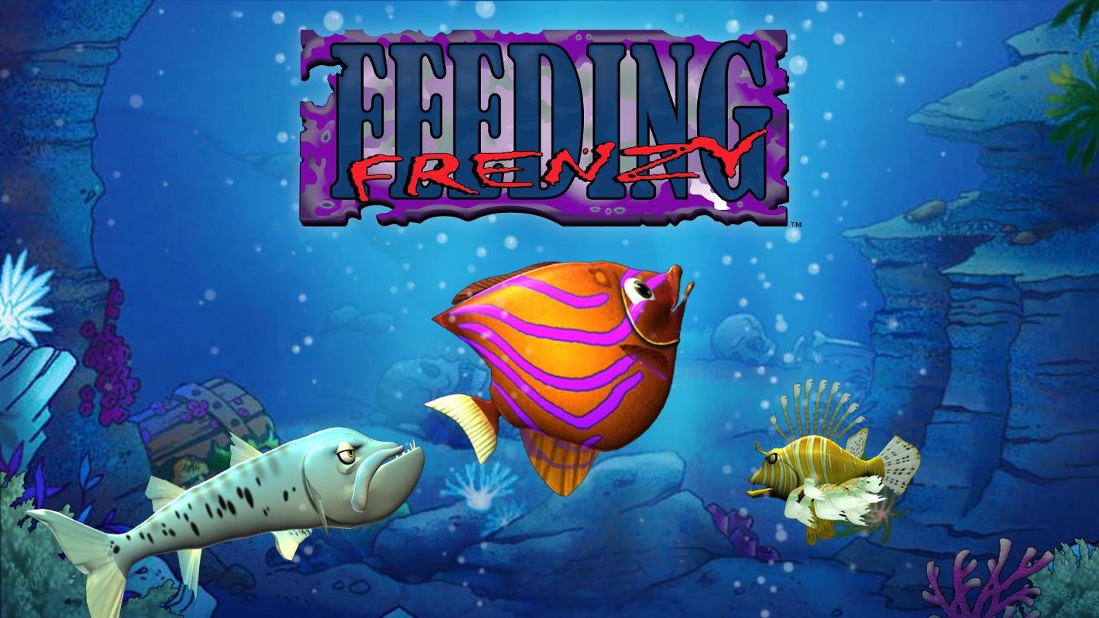 تحميل لعبة fish frenzy 3