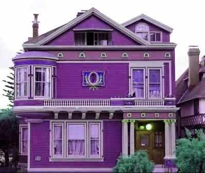60+ gambar rumah cat violet terbaru - neos