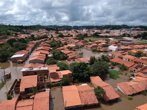 Prefeitura de Pedreiras divulga número atualizado de desabrigados no município