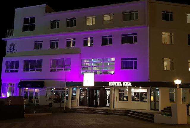 Reataurant Mulaberg in Hotel Kea Akureyri