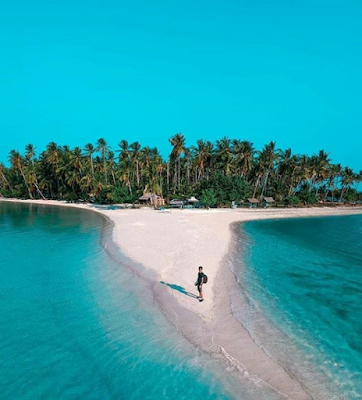 Pasir timbul pulau mahitam