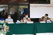 Audiensi Dengan KPK RI, Nilai Kota Manado Naik 62 Persen