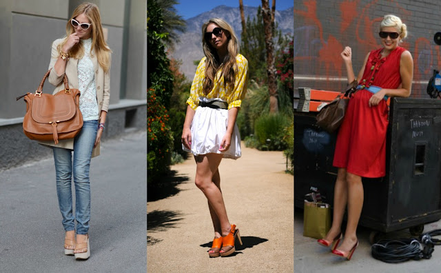 Currently Trending: Color-Blocked Shoes | Organized Mess