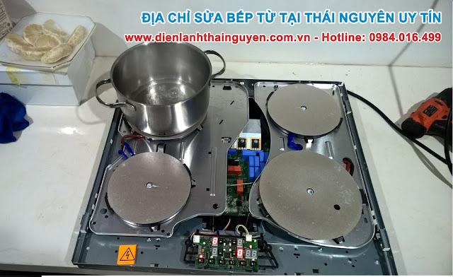 Sửa Bếp từ tại Thái Nguyên | Dịch vụ sửa Bếp từ tại nhà