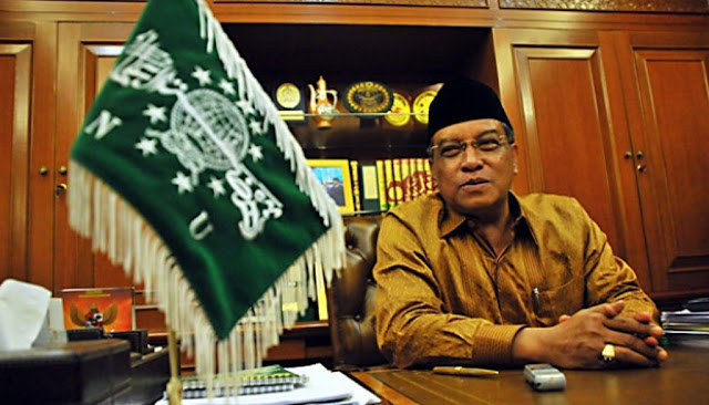 KH Said Aqil Siradj: Pilkada DKI bagian dari Proses Politik, bukan Perang