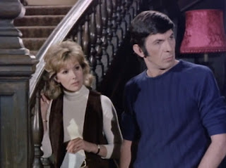 Wyrd Britain reviews Baffled! starring Leonard Nimoy and Susan Hampshire.