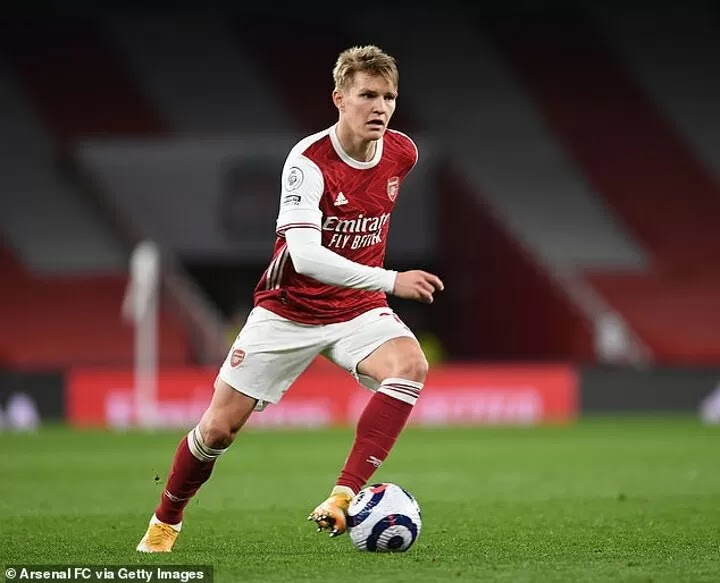 Real Madrid are counting on Odegaard for next season and will call him back from Arsenal