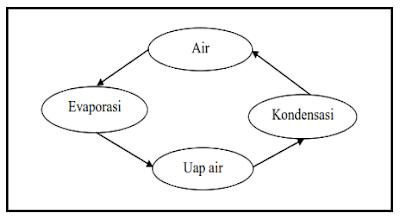 Peta Konsep siklus (cycle concept map)