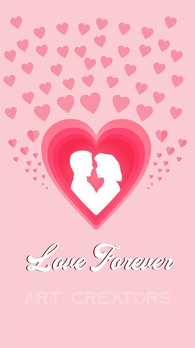 Download Beautiful Love Wallpaper for Desktop and Mobile | Learn How to Creat Wallpaper In Coreldraw