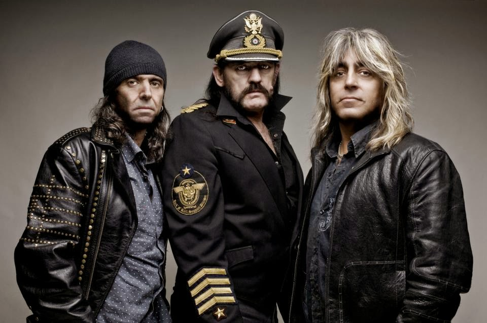 hennemusic: VIDEO: Motorhead – Ace Of Spades performed with Lego