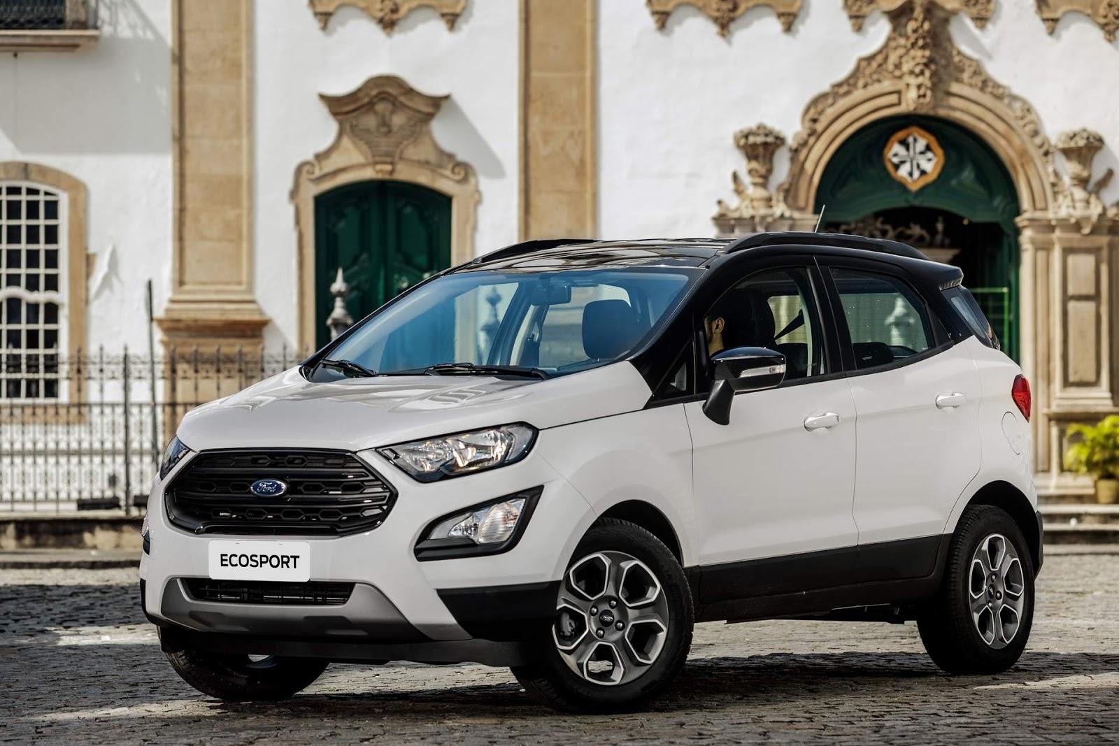 Ford Ecosport Freestyle 2020 Fotos Preço E Detalhes Car