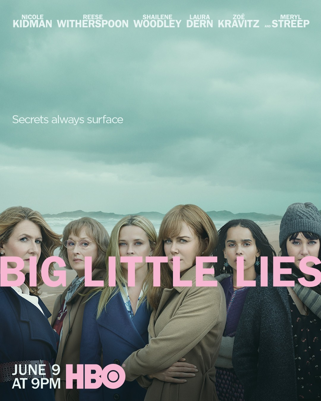 """Big Little Lies"" (""Wielkie Kłamstewka"")"