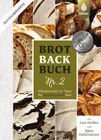 Brot Back Buch Nr. 2