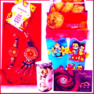 happy rakhi gifts for brothers sisters
