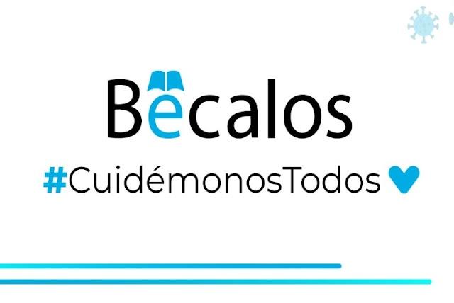 GRADUACIÓN VIRTUAL DE BÉCALOS CICLO 2020-2021