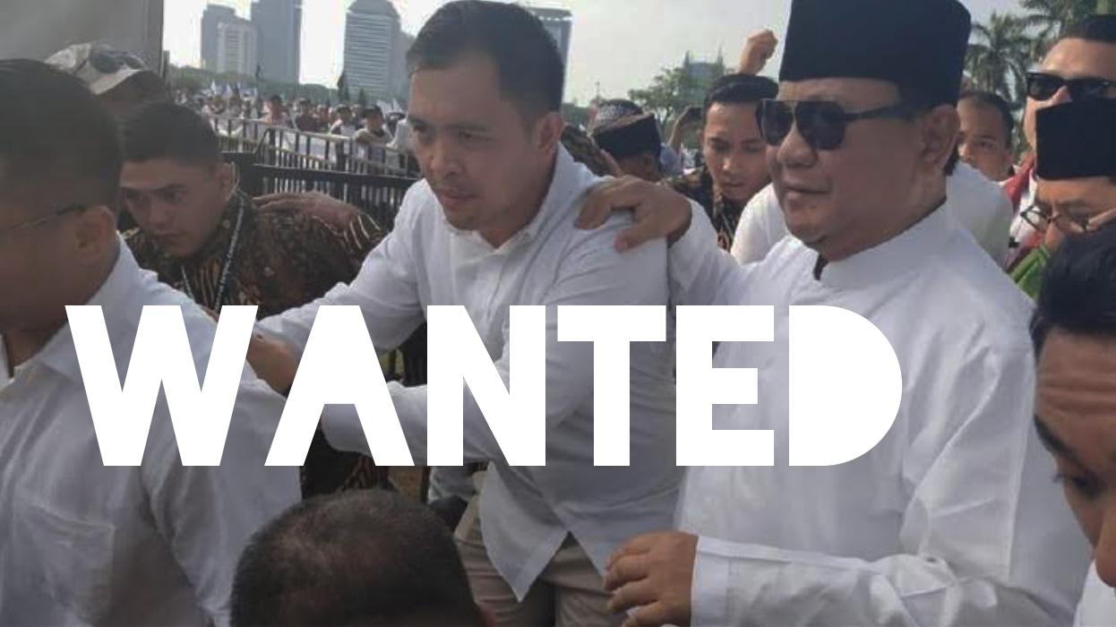 Ke Mana Pak Prabowo?