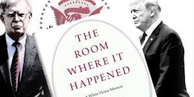 القصة الأكثر مأساوية في كتاب جون بولتون