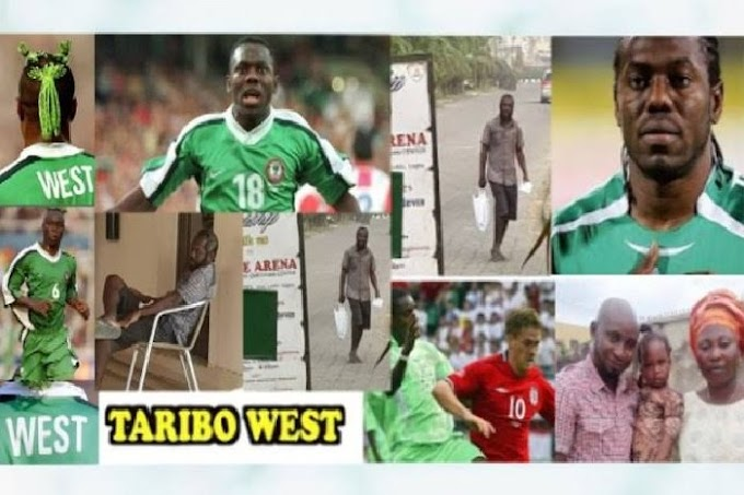 Rich And Popular Nigerian Footballers Who Are Currently Dead Broke & Frustrated