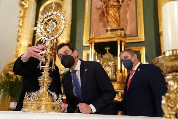 El Corpus de Villacarrillo y Villardompardo serán Bien de Interés Cultural