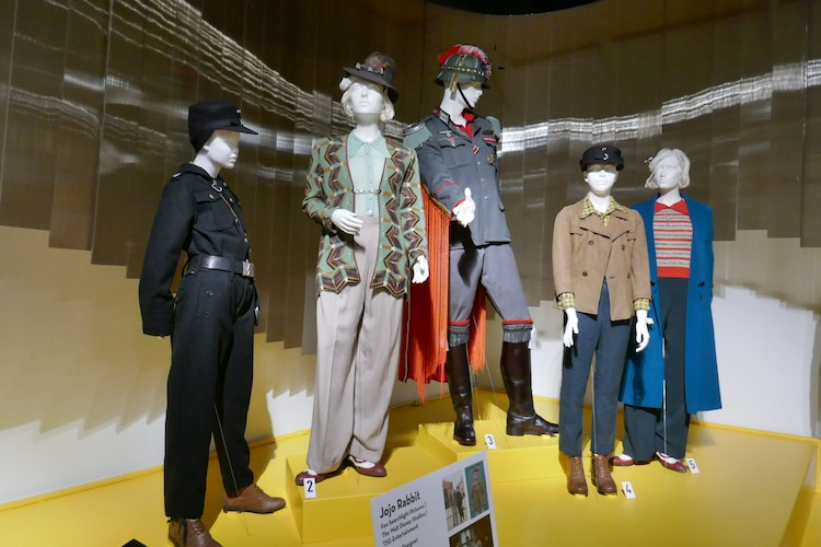 Jojo Rabbit movie costumes FIDM Museum