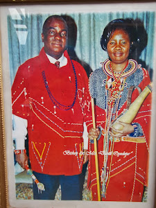Bishop Oyedepo & Mama Faith