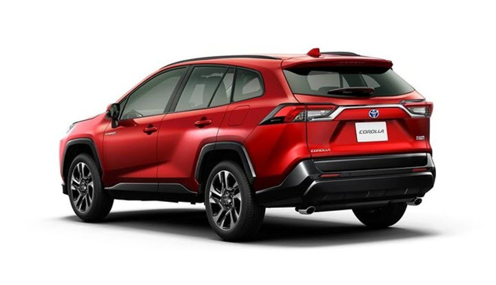 Toyota Corolla Cross 'tuyên chiến' Honda CR-V và Mazda CX-5