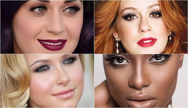 Maquiagens Tendência Para 2017