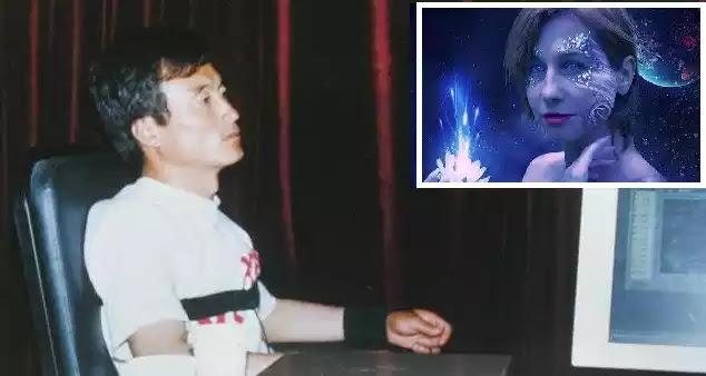 Το 1994, οι εξωγήινοι απήγαγαν έναν Κινέζο και τον ανάγκασαν να πάει με μια εξωγήινη γυναίκα