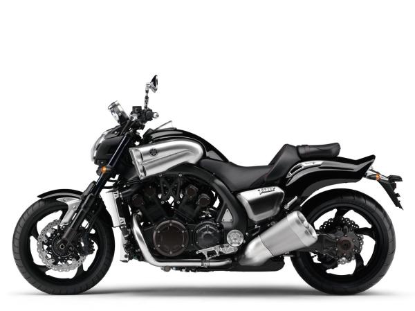 Yamaha Vmax 2016