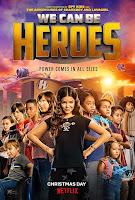 We Can Be Heroes 2020 Dual Audio Hindi 720p HDRip