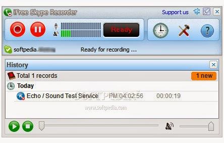 iFree Skype Recorder 6.0.12 Free Download