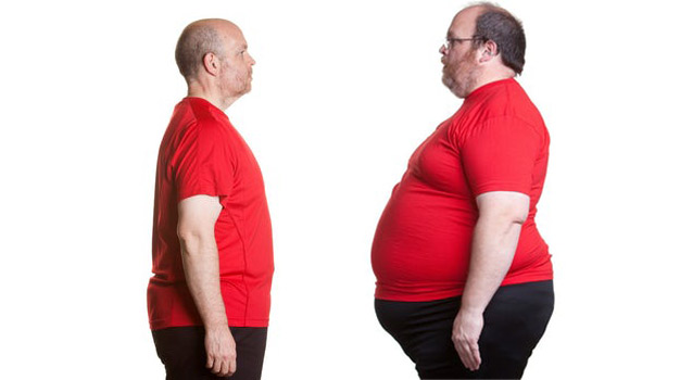 What can you tell about a person with obesity by looking at them?